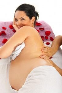scottsdale maternity massage
